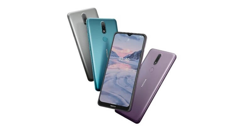 Nokia 2.4 launched in India